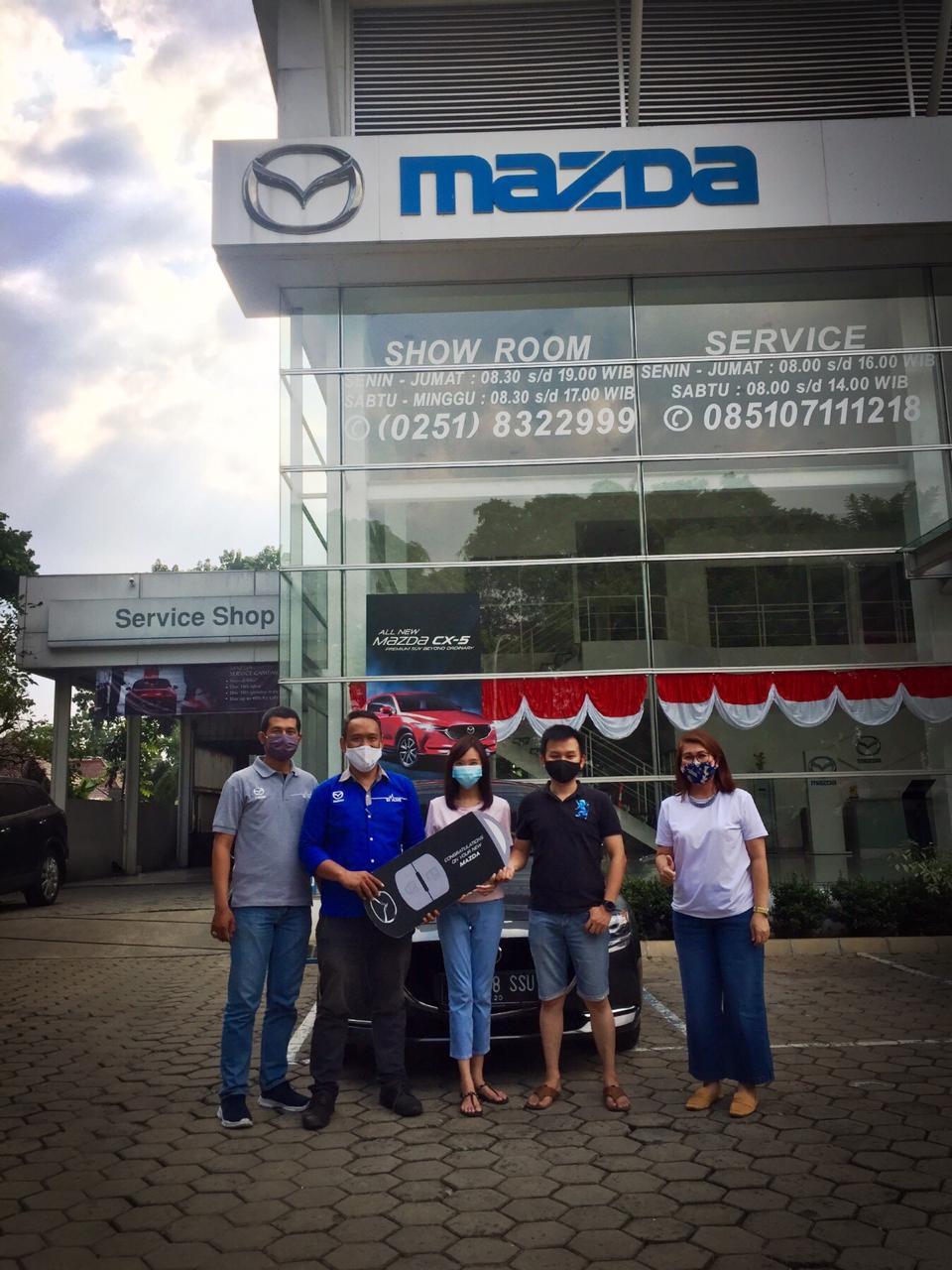 Crishtopher Felix – Mazda 2 GT Grey