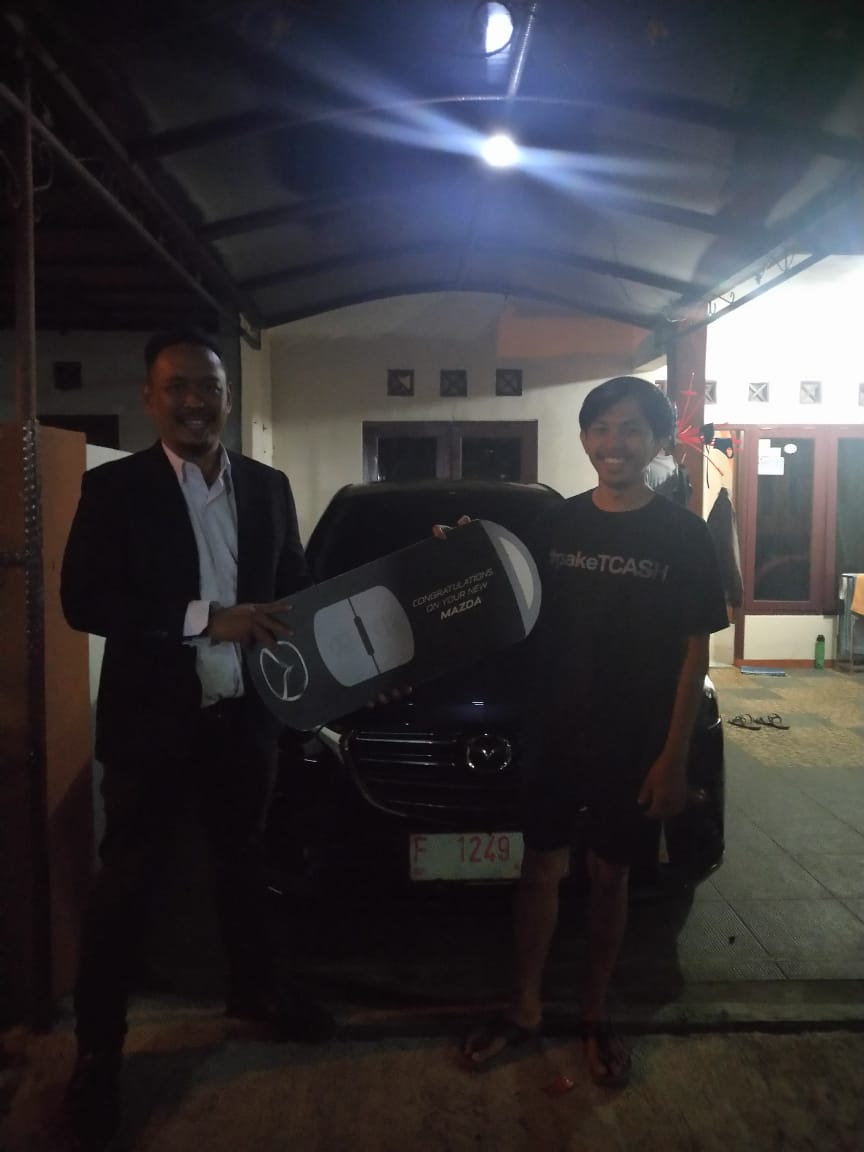 Syamsul Arifin – Mazda CX3 GT Black