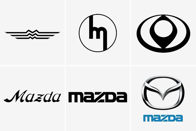 Sejarah Panjang Nama dan Logo Mazda.