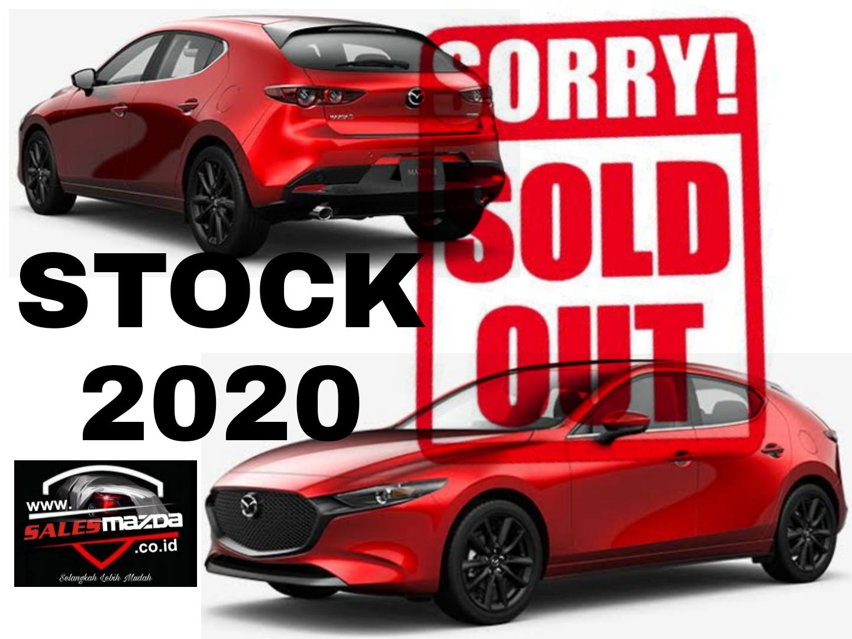 Update Stock Mazda Nik 2020
